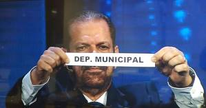 Sudamericana: Hoy es el sorteo y sabremos contra quien juega Muni