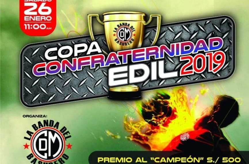 BDB organiza Copa de Confraternidad