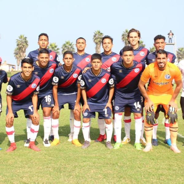 Clásico en la Reserva: Deportivo Municipal, con 10, empató 2-2 con U