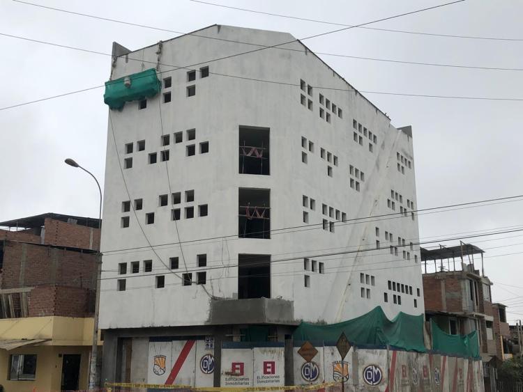 La Casa Edil se encuentra casi lista. Foto: Especial para LOSLOCOSDESIEMPRE