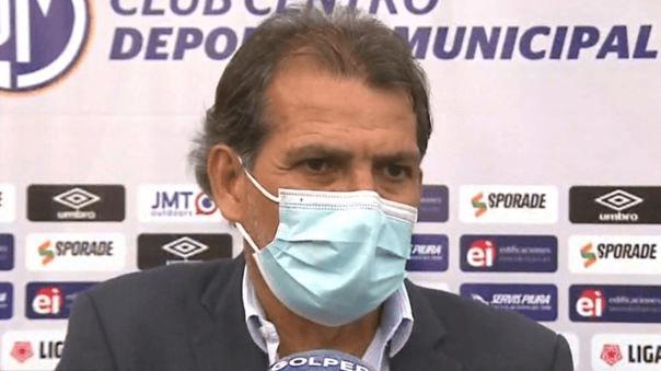 """Franco Navarro: """"No voy a parar hasta que este equipo empiece a ganar"""""""