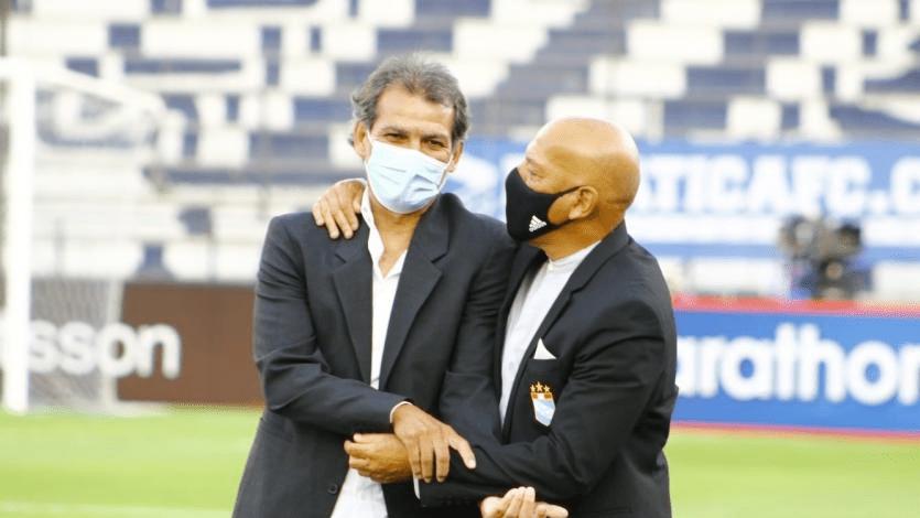 """Franco Navarro: """"Lamentablemente los árbitros nos siguen perjudicando"""""""