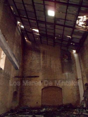 Interior Azucarera Tarajal Malaga