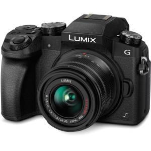 Cámara Panasonic Lumix G7