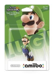 Nintendo - Figura Amiibo Smash Luigi