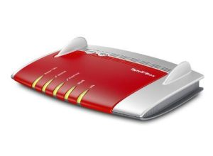 AVM-FRITZBox-7490-International-VDSL-Wifi-Ethernet-Banda-dual-Rojo-Plata-Router-1000-Mbits-101001000Base-TX-80211a-80211ac-80211b-80211g-80211n-450-1300-Mbits-24-GHz-ADSL-RJ-11-Ethernet-RJ-45-Red-mvil-0
