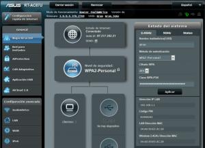 Router ASUS RT-AC87U en Amazon - configuración 2