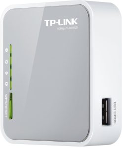 mejores routers wifi 4g - Router WiFi 4G TP LINK TL-MR3020