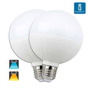 Aigostar 181802 - Pack de 2 Bombillas LED