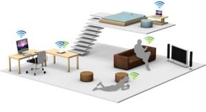 cómo funcionan los extensores de red WiFi