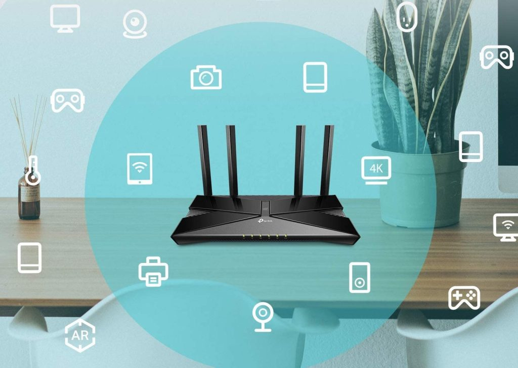 mejor router WiFi 6 - cabecera