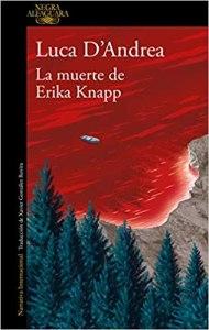 reseña La muerte de Erika Knapp
