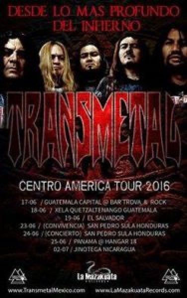 transmetal tour