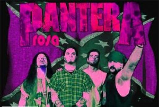Pantera - chiste rosa