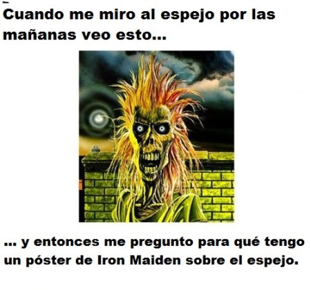 iron maiden 4