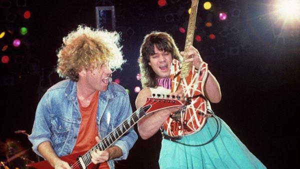 Sammy Hagar quiere reconciliarse con Van Halen | Los Mejores Rock