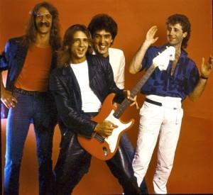 Coz en 1986. (Foto: Domingo J. Casas)