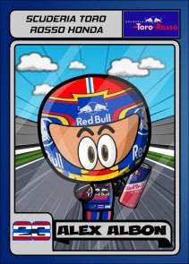 Scuderia Toro Rosso - Alex Albon