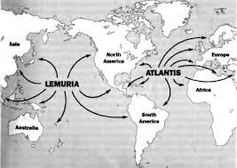 Expansión Lemuria y Atlántida.