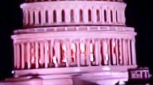 Imagen de seres en el interior del Capitolio.