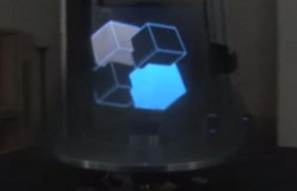 En 4D proporciona la profundidad parecida a la relidad del objeto.