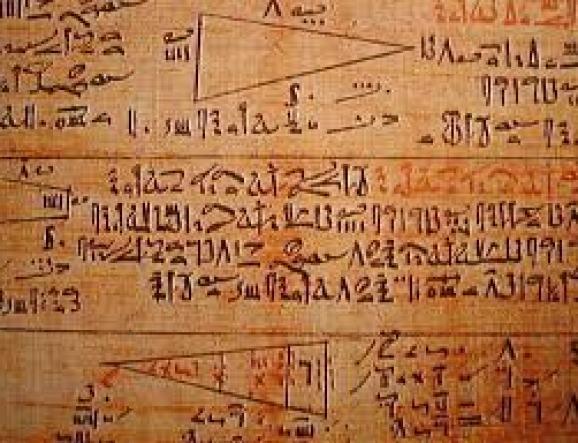 Papiro de Ahmes o Papiro Rhind