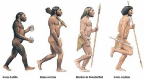 ¿Evolución Darwiniana o Intervención extrangera?