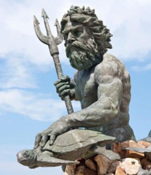 POSEIDON, Neptuno.