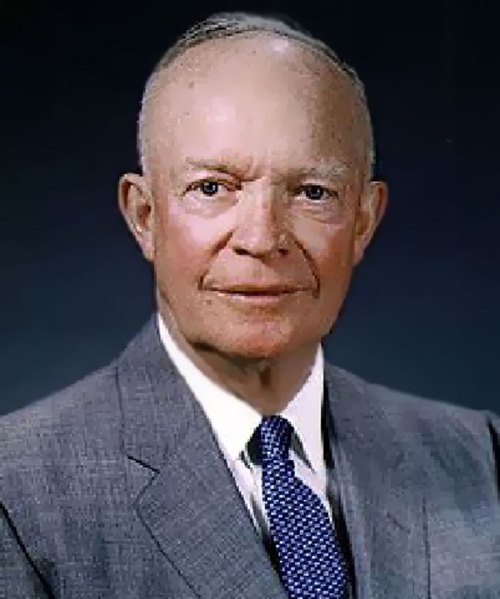 "Dwight David ""Ike"" Eisenhower (1890 –1969)"