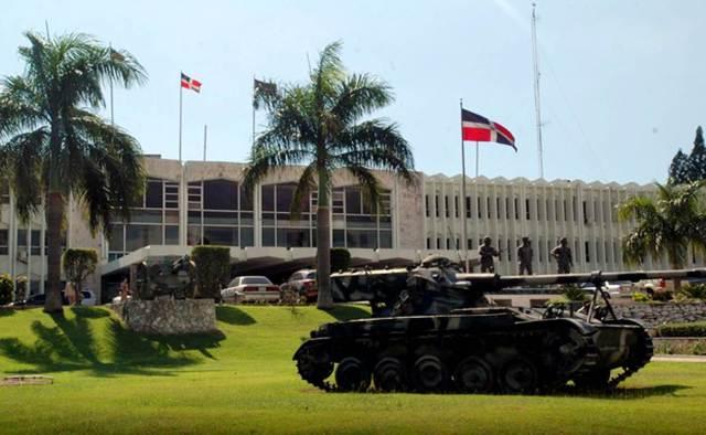 Resultado de imagen para acuartelamiento de militares rd