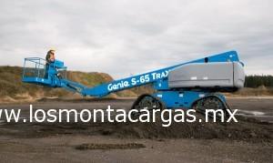 Genie S65 TRAX