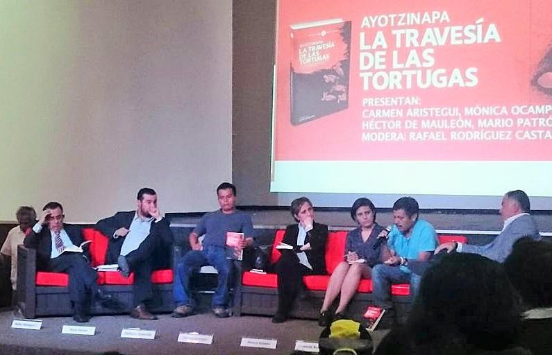 Ayotzinapa. La travesía de las tortugas…
