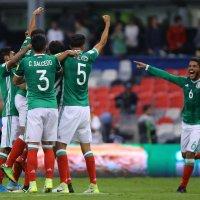 Tres pinceladas: victoria y tres puntos para México
