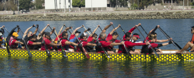 Evans Dragonboat