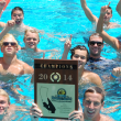 Los Osos Swimming and Diving Comes From Behind to Claim Consecutive CIF Championships!