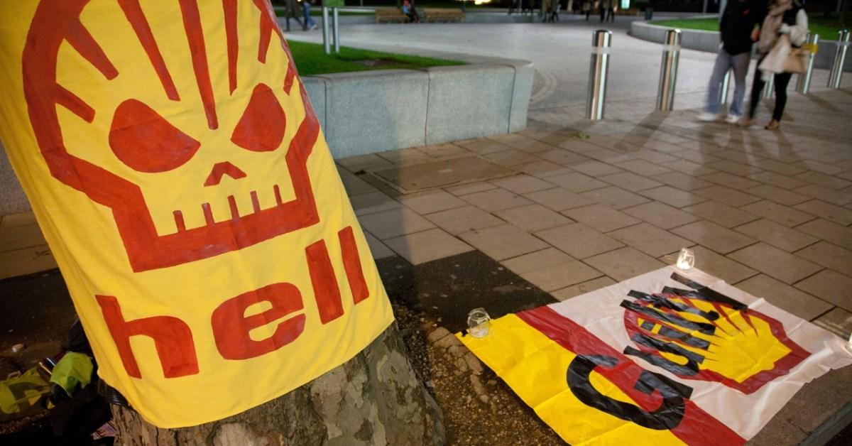 Proteste contro Shell in Nigeria