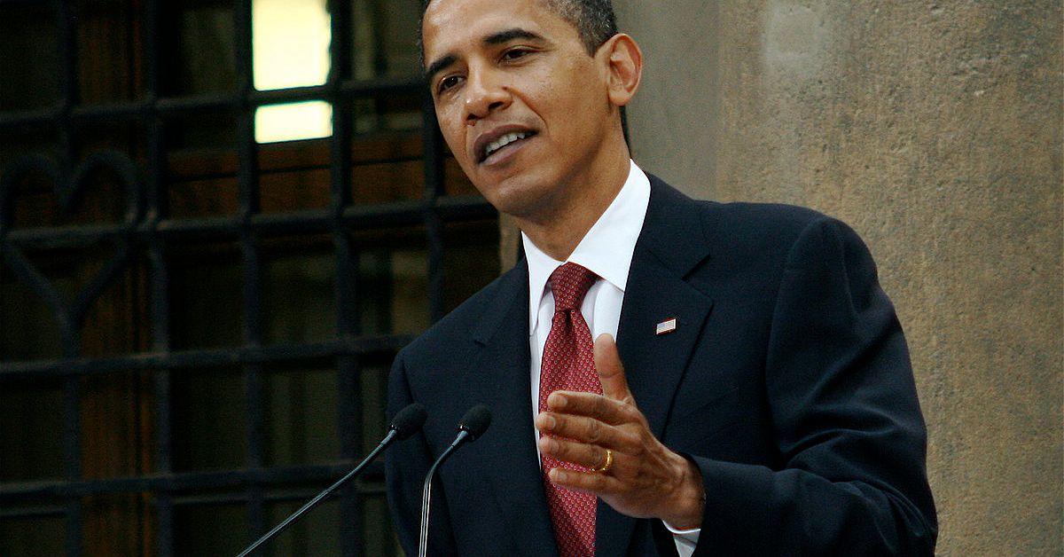 Obama alla cena dei corrispondenti