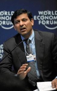 Raghuram Rajan al Forum di Davos