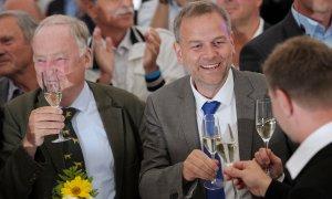 In Maclemburgo l'estrema destra sorpassa la Merkel