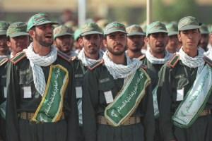 La nobiltà iraniana: i Pasdaran