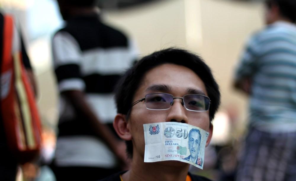 Singapore Online Licenses