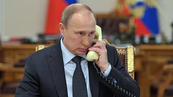 В.Путин провел заседание с членами Совбеза РФ