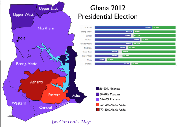 ghana-2012-presidential-election-map