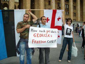 Manifestazioni Georgia