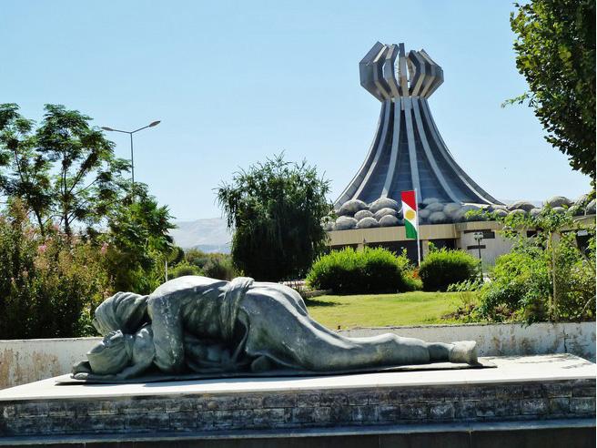 monumenti di Halabja