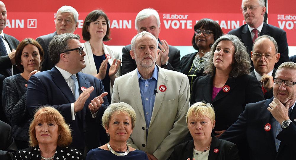 elezioni - UK - GB - 2017 - Laburisti - Jeremy Corbyn - programma - nazionalizzazione - divisione