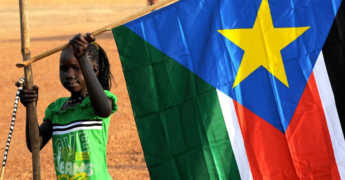 Sud Sudan Indipendenza