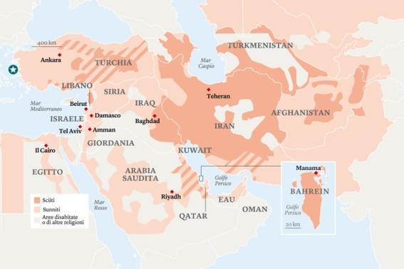 sciiti-sunniti