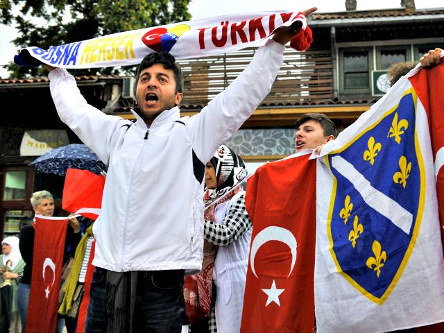 Turkey Sarajevo protest Anadolu 640
