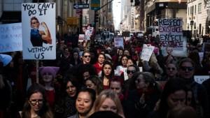 Donne che lottano: dalle suffragette a Time's Up